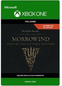 Bethesda Software The Elder Scrolls Online Morrowind Edycja Kolekcjonerska [kod aktywacyjny]   G3Q-00295