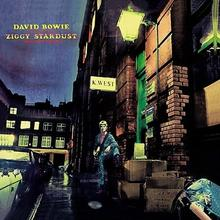Ziggy Stardust And The Spiders From The Mars The Motion Picture Soundtrack Winyl) David Bowie