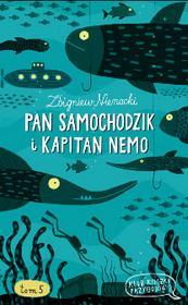 Siedmioróg Pan Samochodzik i Kapitan Nemo - Zbigniew Nienacki