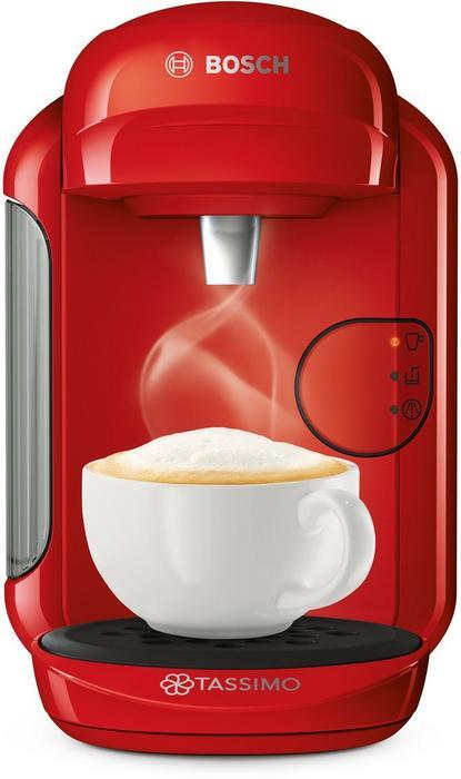 Bosch TAS1403 Tassimo Vivy 2 Czerwony