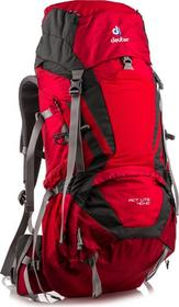 Deuter Plecak trekkingowy ACT Lite 40 + 10 Fire/Granite roz uniw 3340115-5510)