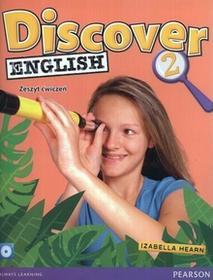 Longman Discover English 2 Zeszyt ćwiczeń. Klasa 4-6 Szkoła podstawowa Język angielski - Izabella Hearn