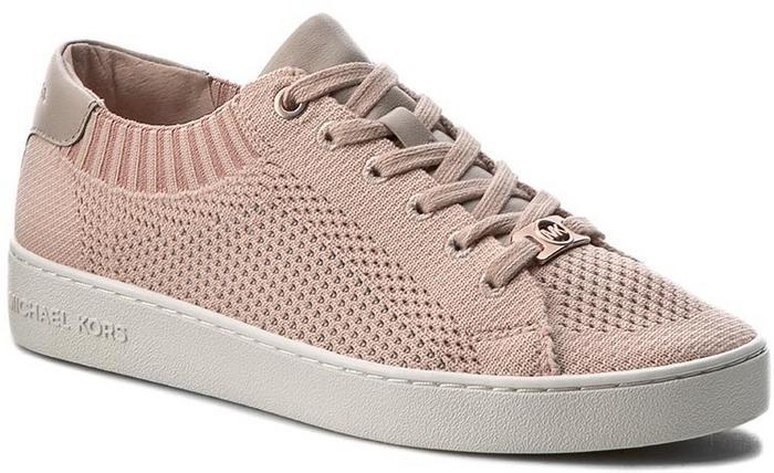 882f8b5daf786 Michael Kors Sneakersy Skyler Lace Up 43S7SKFS2D Soft Pink - Ceny i opinie  na Skapiec.pl