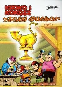 Egmont Kajko i Kokosz Złoty Puchar część 2