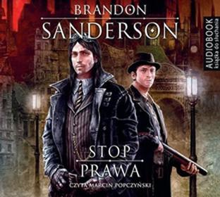 Biblioteka Akustyczna Stop prawa - Brandon Sanderson