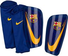 Nike OCHRANIACZE PIŁKARSKIE MERCURIAL LITE FC BARCELONA SP2112 422