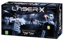 Tm Toys Laser-X, pistolet na podczerwień, zestaw