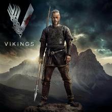 The Vikings II Wikingowie Sezon 2 muzyka z serialu) CD) Trevor Morris