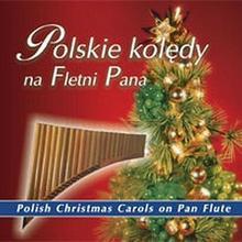 Polskie kolędy na Fletni Pana CD) Hubert Meyer