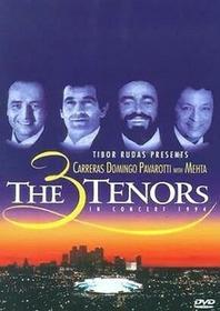 Jose Carreras; Luciano Pavarotti; Placido Domingo In concert 1994 DVD)