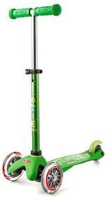 Micro Hulajnoga Mini Deluxe zielona