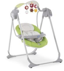 Chicco Polly Swing Up, Huśtawka, Green