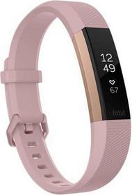 Fitbit Alta HR L różowe złoto