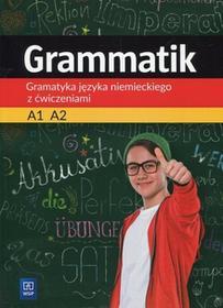 WSiP Język niemiecki Grammatik Gramatyka Języka Niemieckiego z ćwiczeniami SP klasa 7  - PRZEMYSŁAW MRÓZ, JUSTYNA ŁUCZAK