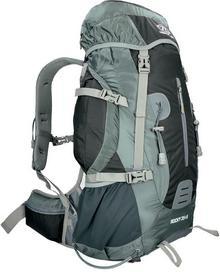 Highlander Plecak Turystyczny Rocky 35+5 Czarny RUC211-BK