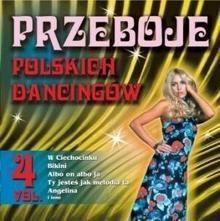 Wydawnictwo Folk Przeboje Polskich Dancingów vol. 4 CD