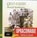 Henryk Sienkiewicz Quo Vadis opracowanie Marcin Bodych Andrzej Kordela MP3)
