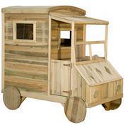 Drewpack PL Domek dla dzieci AUTO DD0004A