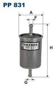 FILTRON PP 830 FILTR PALIWA