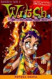 praca zbiorowa Witch Tom 4 Potęga ognia