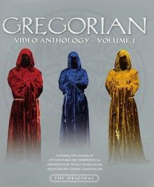 Gregorian Video Anthology Vol 1 Blu-ray)