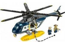 LEGO City Pościg Śmigłowcem 60067
