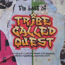 A Tribe Called Quest Best Of A Tribe Called Quest, The. CD A Tribe Called Quest