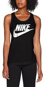 2f07bae1e428ec Nike w NSW Essntl Tank HBR koszulka damska bez rękawów, damskie, czarny, m  831731-010_M - Ceny i opinie na Skapiec.pl
