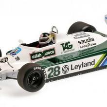Minichamps Williams Ford FW07B #28 Carlos Reutemann 1980