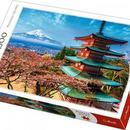 Trefl 1500 ELEMENTÓW Góra Fudżi 26132