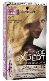 Schwarzkopf Color Expert Krem koloryzujący do włosów nr 9.3 Miodowy Blond 1op