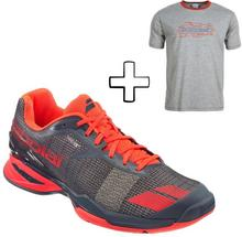 Babolat Jet Clay M grey/red