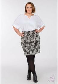 Monnari Wzorzysta spódnica black&white Plus