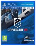 DriveClub PS4 VR