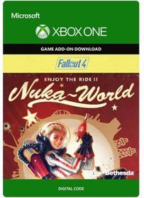 Fallout 4 Nuka-World DLC XONE wersja cyfrowa