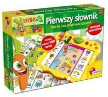 Lisciani Giochi Pierwszy Słownik DA-45419