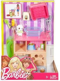 Mattel Barbie, mebelki i akcesoria Kącik pieska