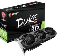 Karta graficzna MSI GeForce RTX 2080 DUKE 8G OC 8GB GDDR6 (256 Bit), HDMI, 3xDP, USB-C, BOX (RTX 2080 DUKE 8G OC) Darmowy odbiór w 21 miastach!