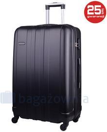 PELLUCCI Średnia walizka PELLUCCI 740 M Czarna