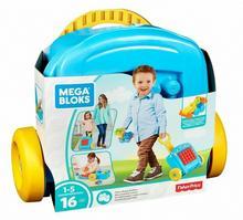 Mega Bloks Mobilna walizeczka z klockami FLT37