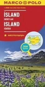 ISLANDIA MAPA - MARCO POLO
