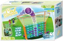 Tm toys Gra Plenerowa Ball Toss 4 DKG39180