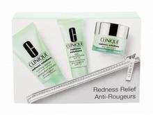 Clinique Redness Solutions Daily Relief Cream zestaw 15 ml zestaw