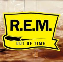 Out Of Time Winyl) R.E.M
