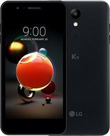 LG K9 16GB Dual Sim Czarny