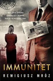 Czwarta Strona Immunitet - Remigiusz Mróz