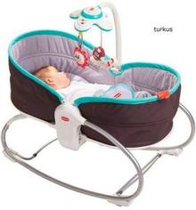 Tiny Love Leżaczek 3w1 Rocker Napper TL18026061