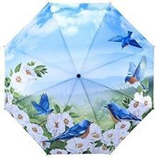 Galleria Parasol składany automatyczny Blue Birds 33043