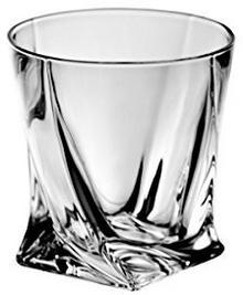Crystaljulia Crystalite 8503 szklanki do whisky, 6 sztuk, 340 ml 8503