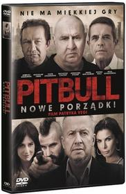 Filmostrada Pitbull. Nowe porządki. DVD Patryk Vega